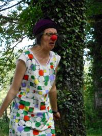 Clown nature - 11 juin 2016