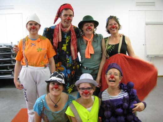 Constellation Clowns du 9 mai 2015