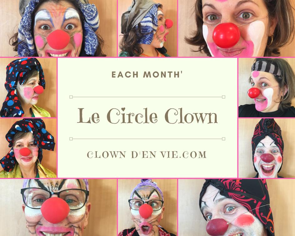 Le circle clown