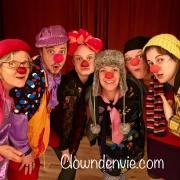 Découvrir son clown ou explorer avec jubilation !